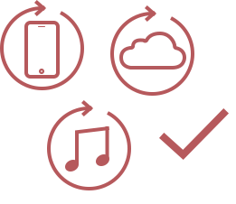 support 3 smart data recovery modes