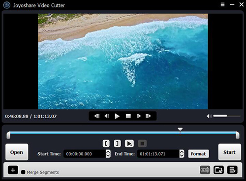 joyoshare media cutter for windows and mac