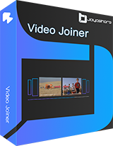 joyoshare video joiner add srt to mp4