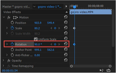 Quick Guide: How to Rotate Video in Premiere Easily