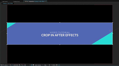 after effects crop region of interest