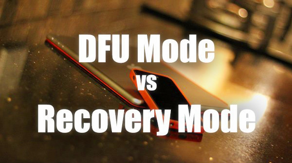 Recovery Mode vs  DFU Mode: All You Need to Know