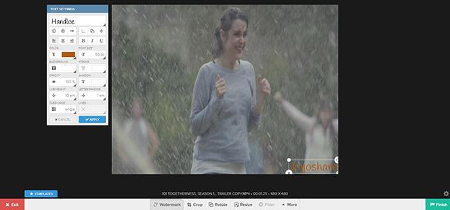 Watermark Video Online? Here We Go