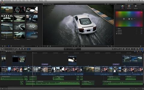 Top 6 Mac Video Editor Software in 2018