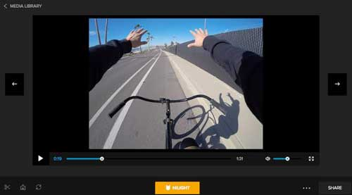 rotate gopro video with quik