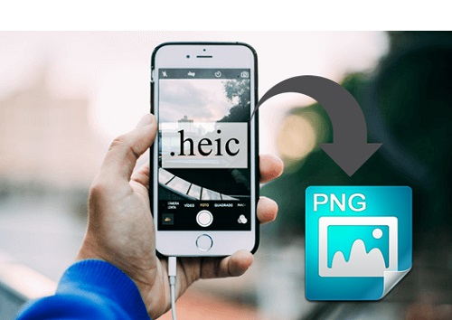 convert heic to png