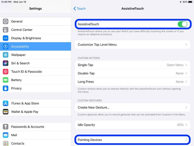 ipad assistive touch