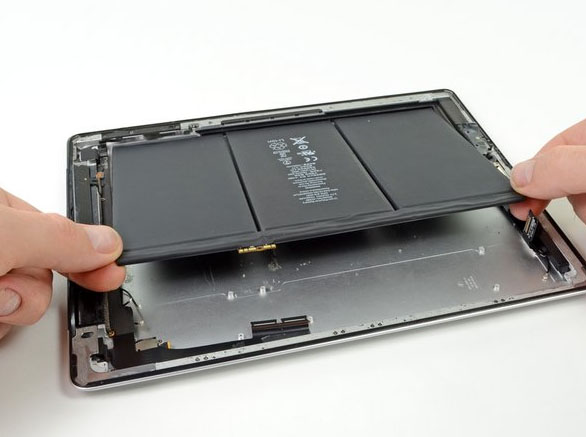 ipad battery replace