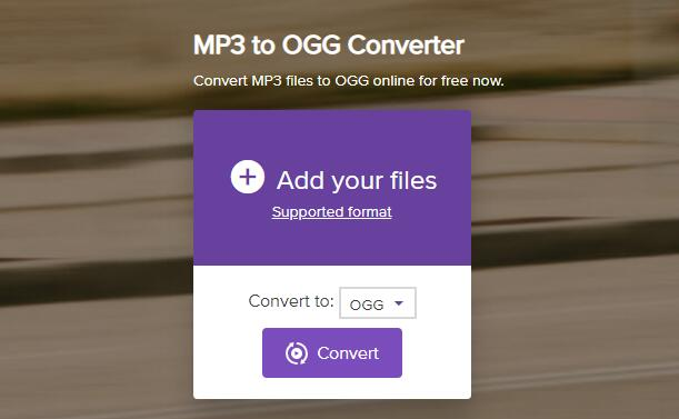 How to Convert MP3 to OGG Offline and Online