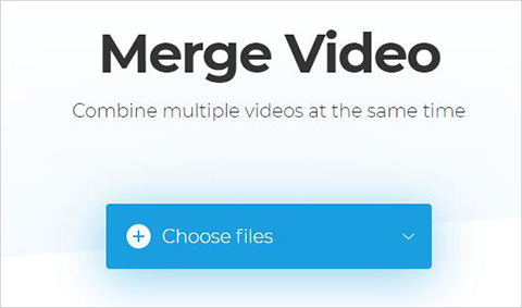 merge video online