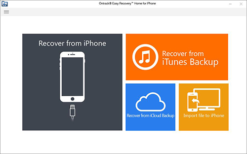 ontrack easyrecovery for iphone