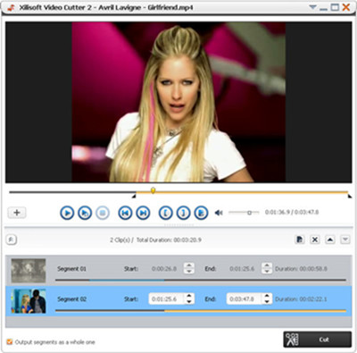 xilisoft video cutter