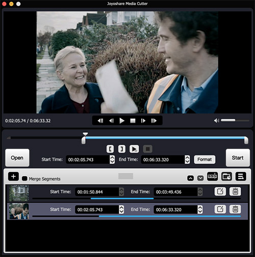 Joyoshare introduces Media Cutter 1.0 - Smart New Video Splitting Tool Image