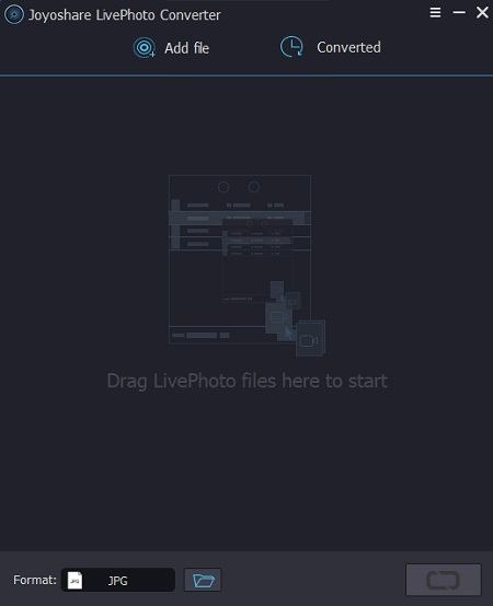 livephoto converter interface