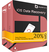 Joyoshare iphone data recovery & heic converter bundle