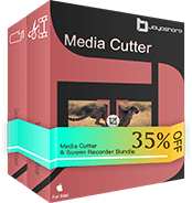 Joyoshare media cutter & screen recorder bundle