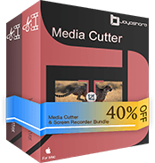 Joyoshare media cutter windows & mac bundle